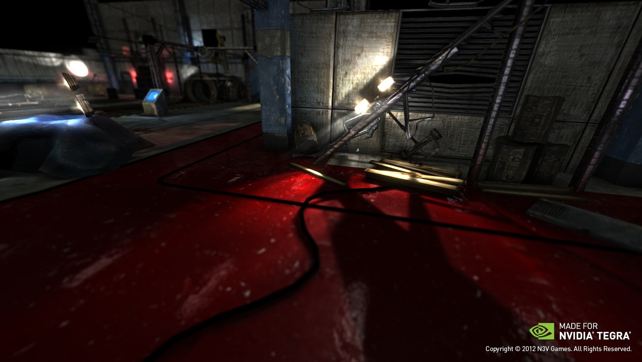 Tegra 4 Game Preview: Dead On Arrival 2, CODEX, Burn Zombie