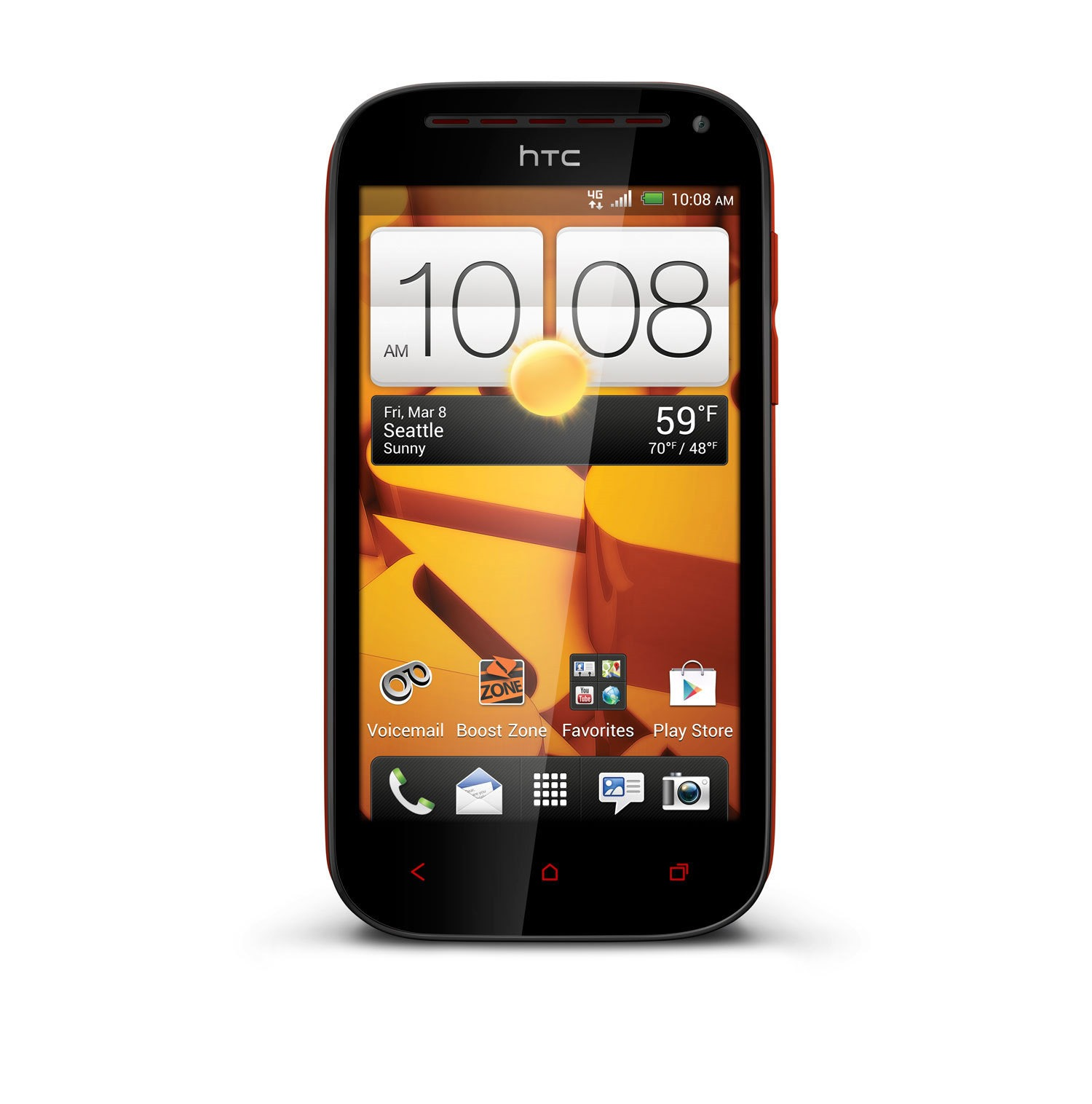 Sprint Phone on boost mobile network
