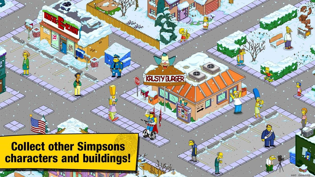 New Game Ea Releases The Simpsons Tapped Out Aka Sim City Theus Pie Face Unnamed 1