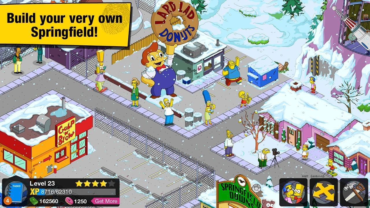 Симпсоны Скачать На Андроид