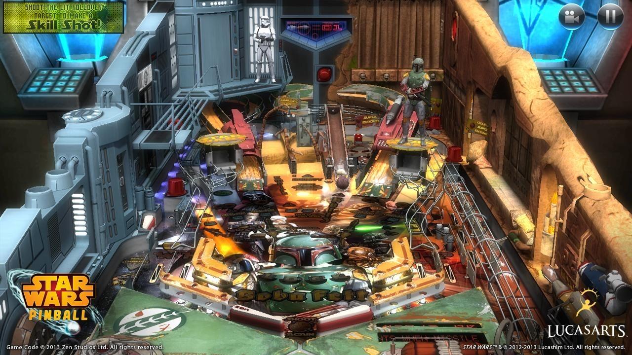 Play Star Wars Pinball Android Game | SHIELD GAMES