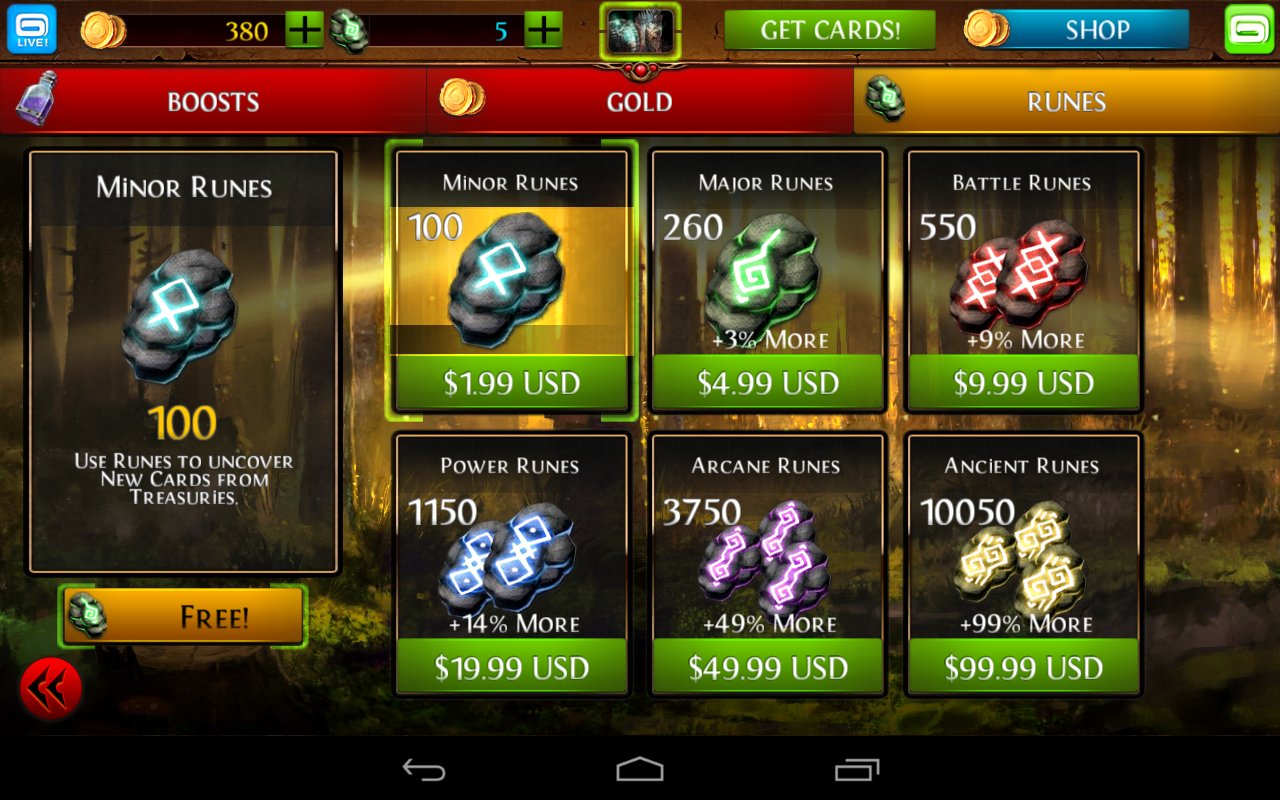 New Game] Order & Chaos Duels From Gameloft Is Another