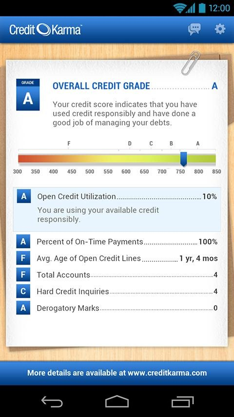 New App] Credit Karma Offers Legit Credit Scores And Monitoring For