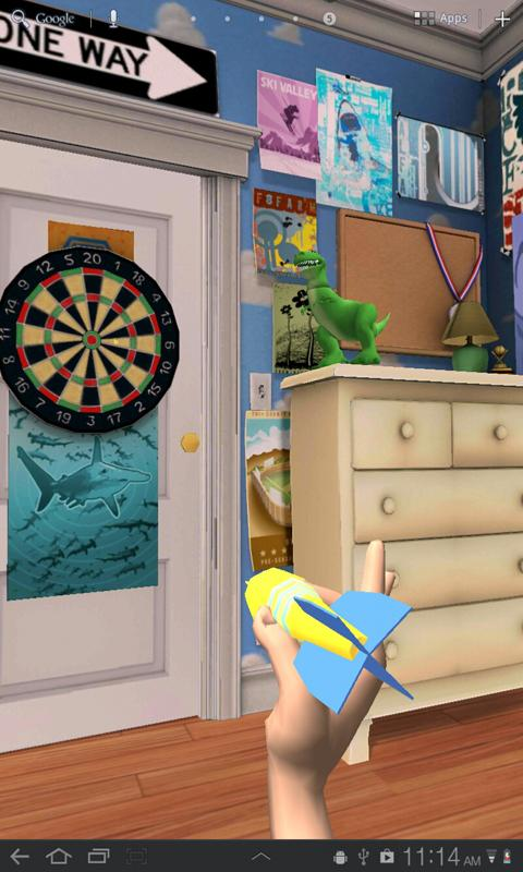 Disney Releases Toy Story Andys Room Lwp Lets You Explore The