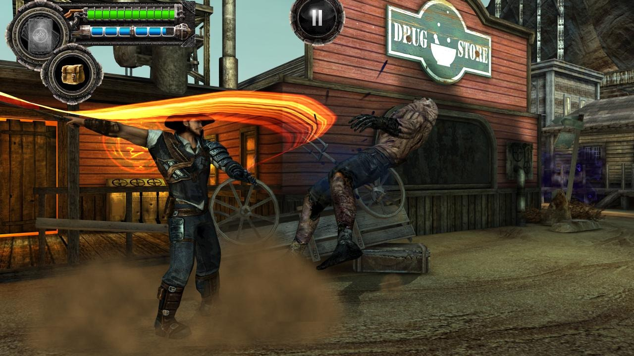 New Game] Bladeslinger Does Demonic Battle On Your Android