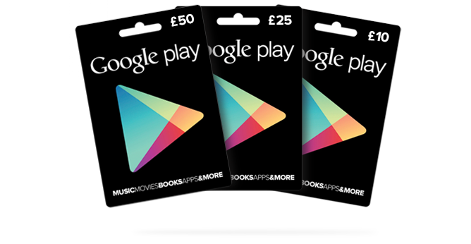 Launch Of Play Gift Cards In Uk Imminent Google Updates Help Files