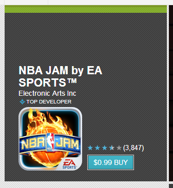 App Deals: Plants Vs. Zombies, NBA JAM Both On Sale For $0.99 (North America Only)