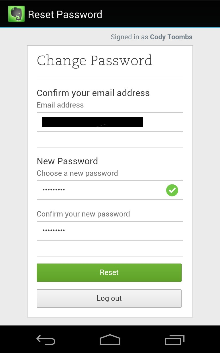 evernote experiences security breach  resets passwords as