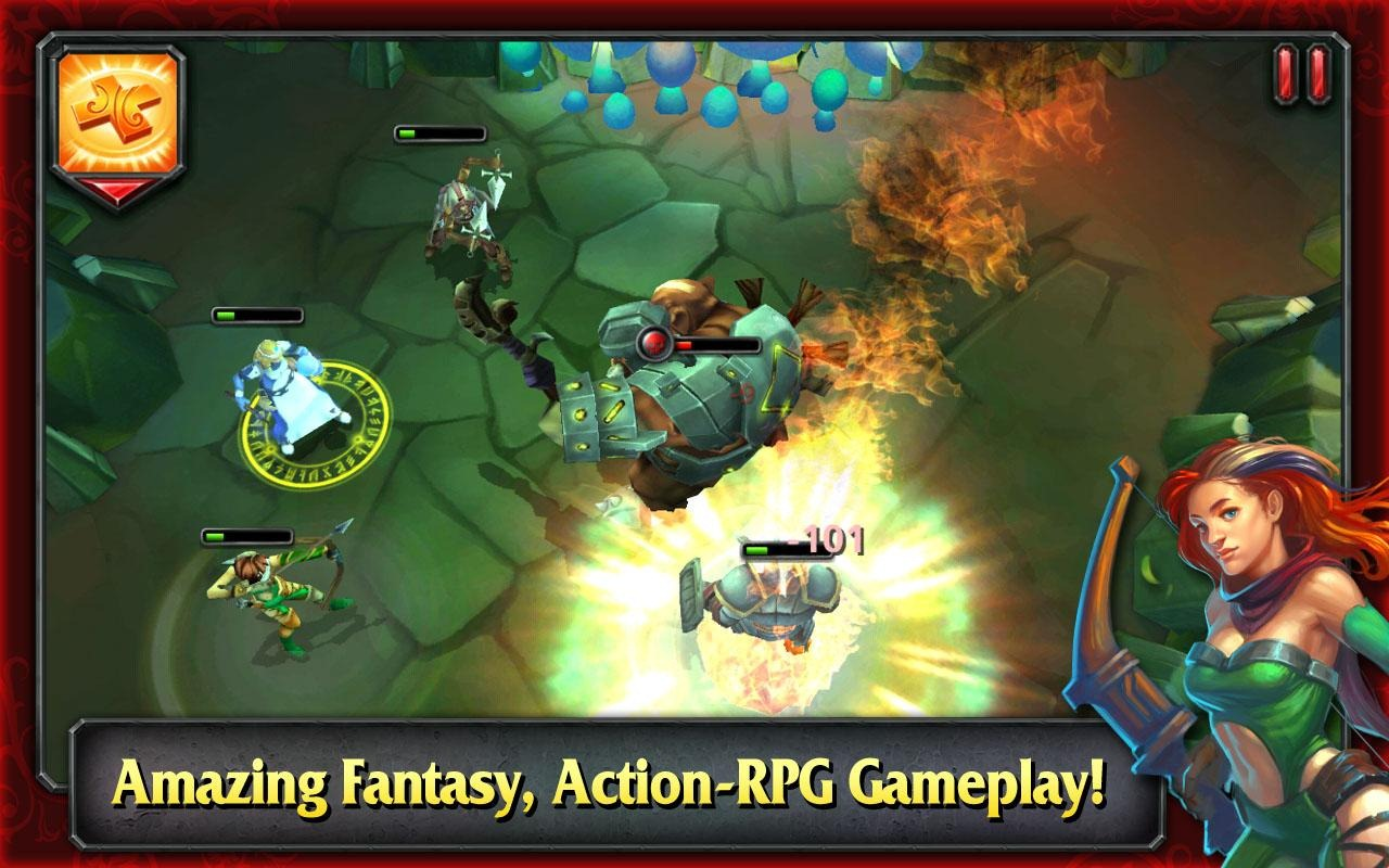 new action games for android 2013