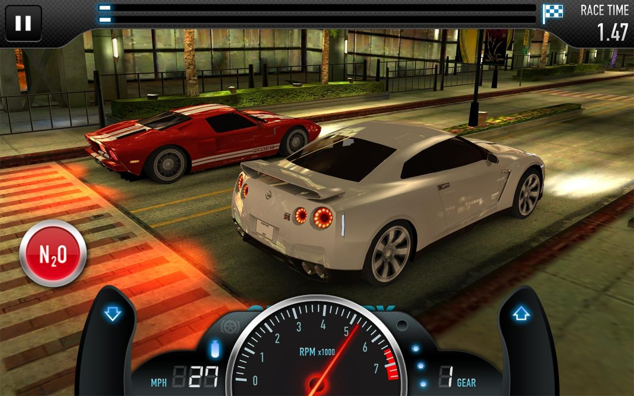 New Game Csr Racing Revs Its Engine On Android As A Free Download
