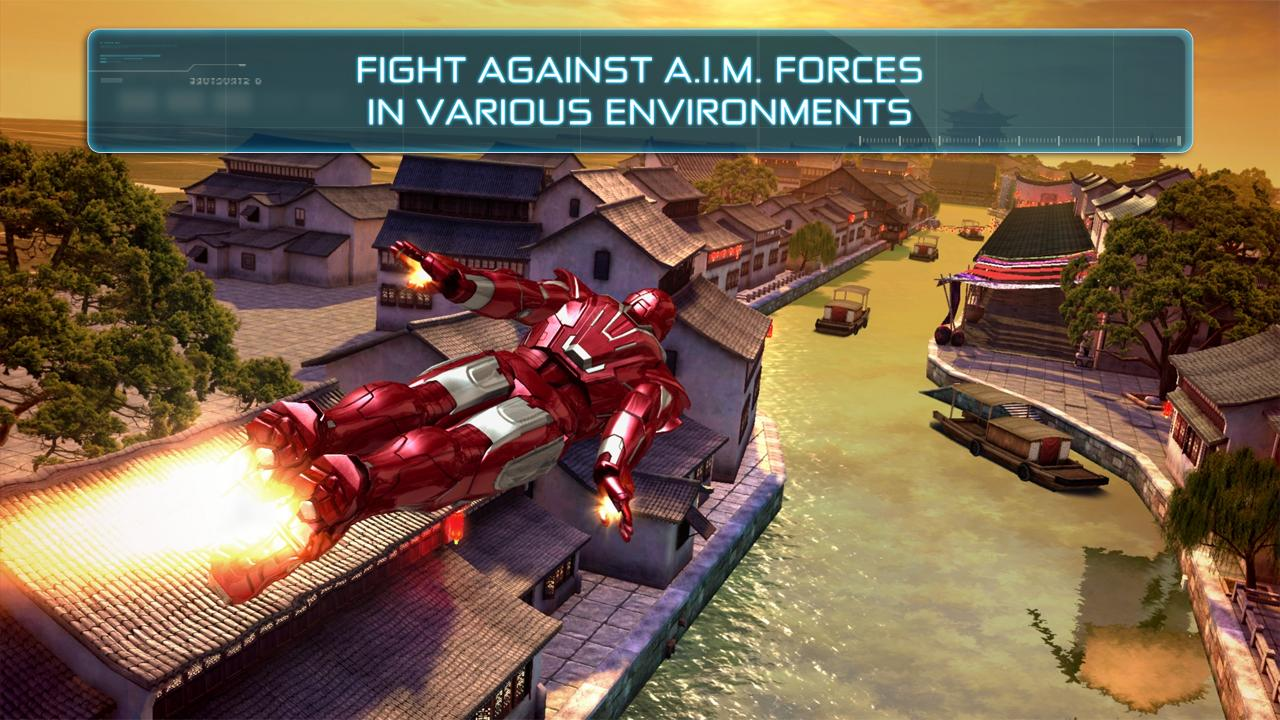 Time To Suit Up Official Iron Man 3 Game From Gameloft Hits Google Play