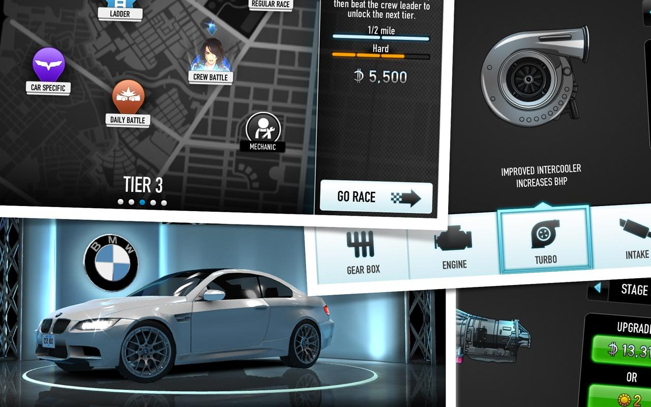 how to get free cars on csr racing android