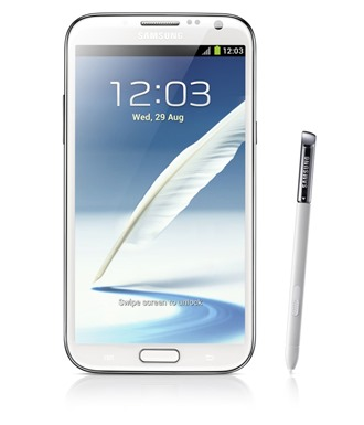 GALAXY Note II Product Image (3)