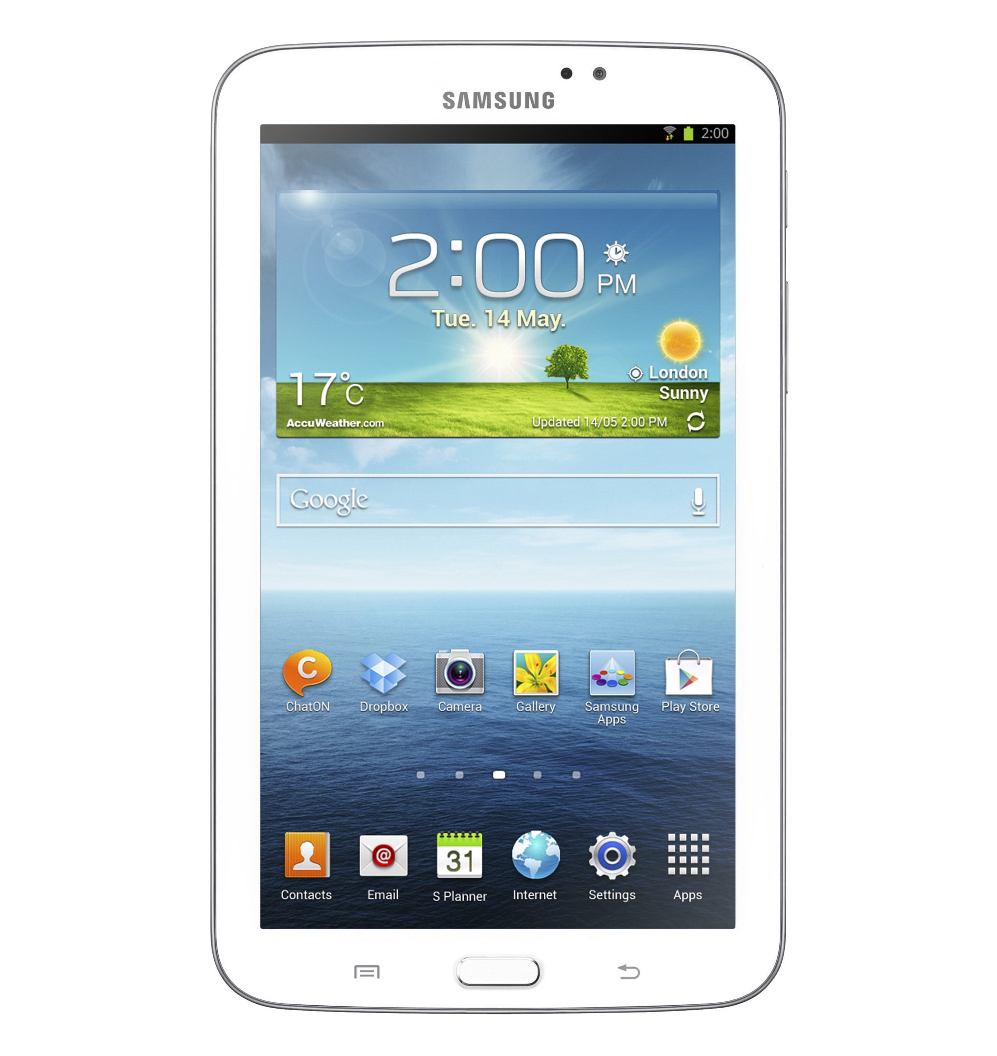 Samsung Officially Reveals The 7-Inch Galaxy Tab 3 - Budget-Grade