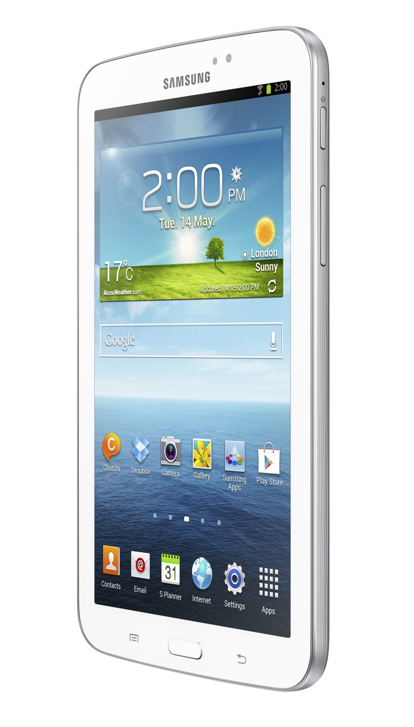 Samsung Officially Reveals The 7-Inch Galaxy Tab 3 ...