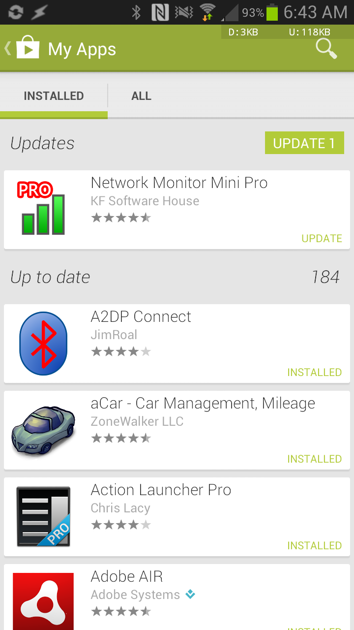 Download: Latest Google Play Store 4 0 26
