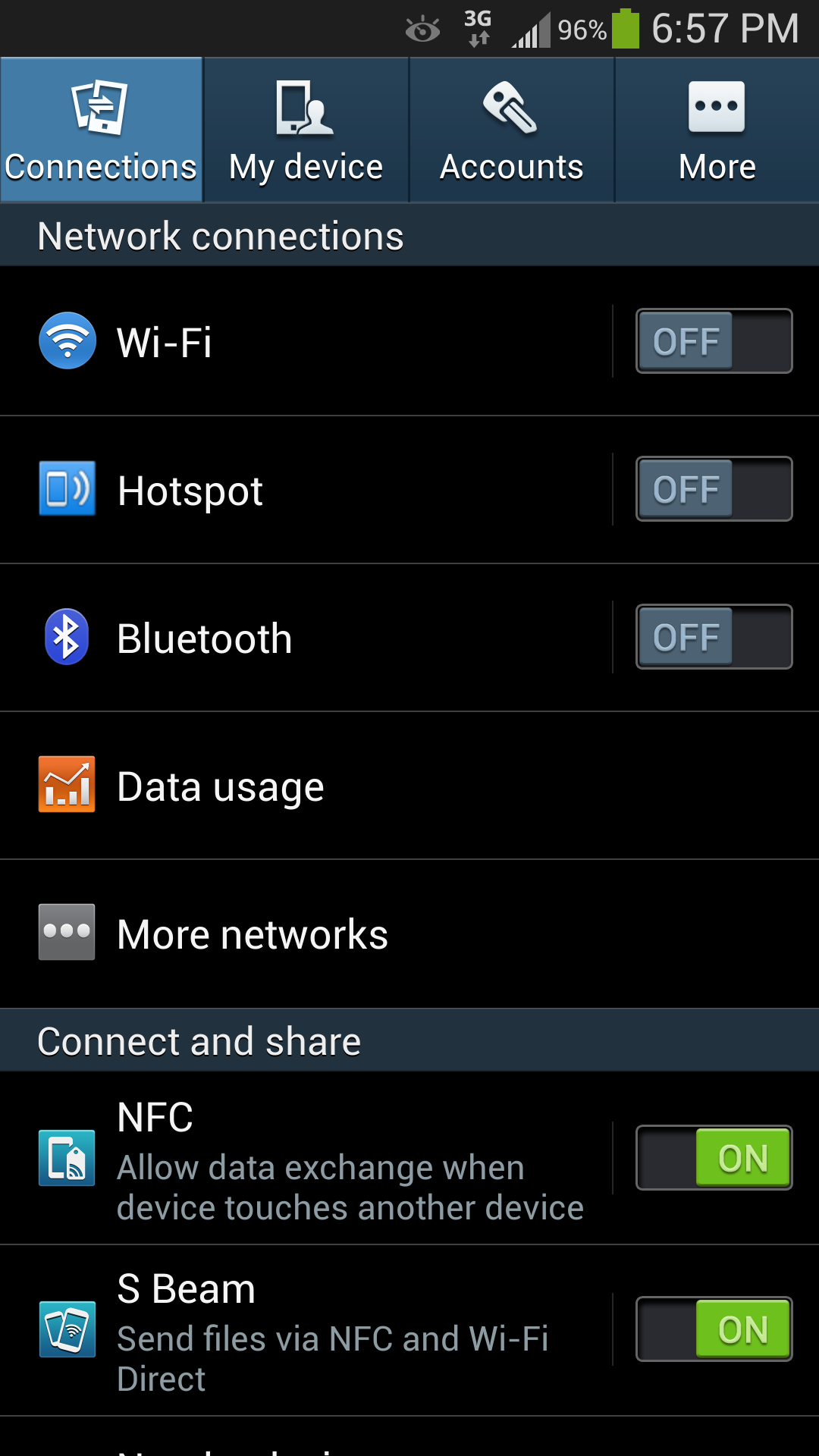 how to get my android to send mms