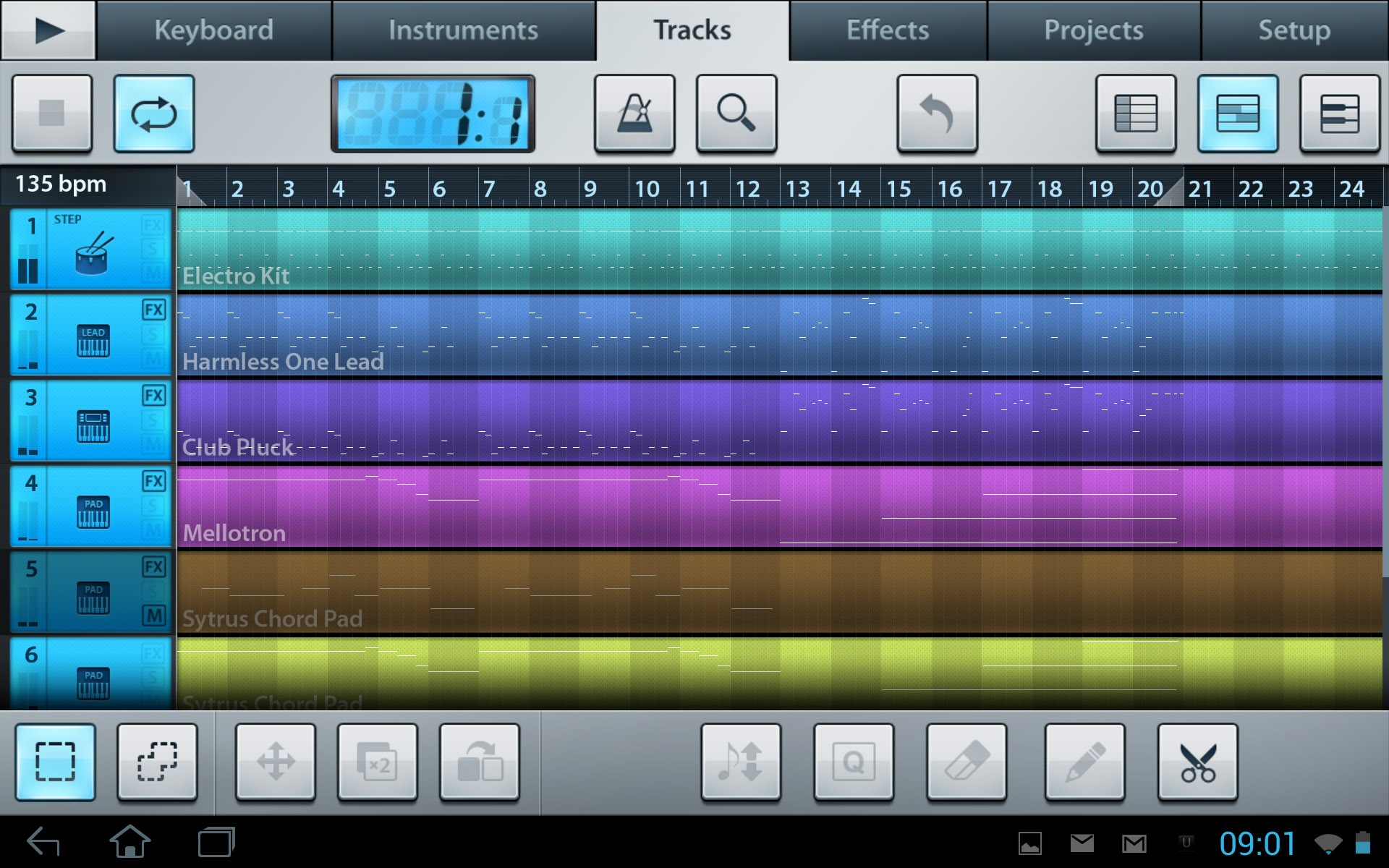 FL Studio Mobile Review: DAW On Your 'Droid
