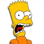 bart scream