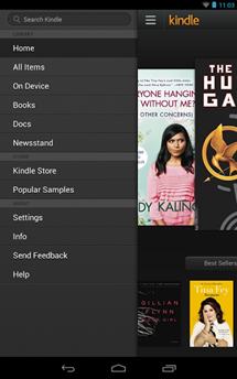 Amazon's Kindle App Hits Version 4 0 With Reworked Interface