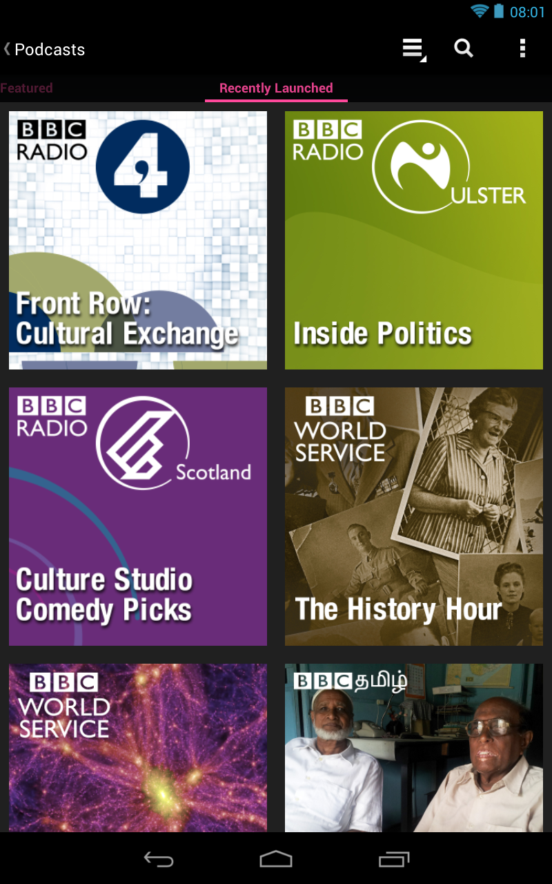 New App] BBC iPlayer Radio Now Available On Android