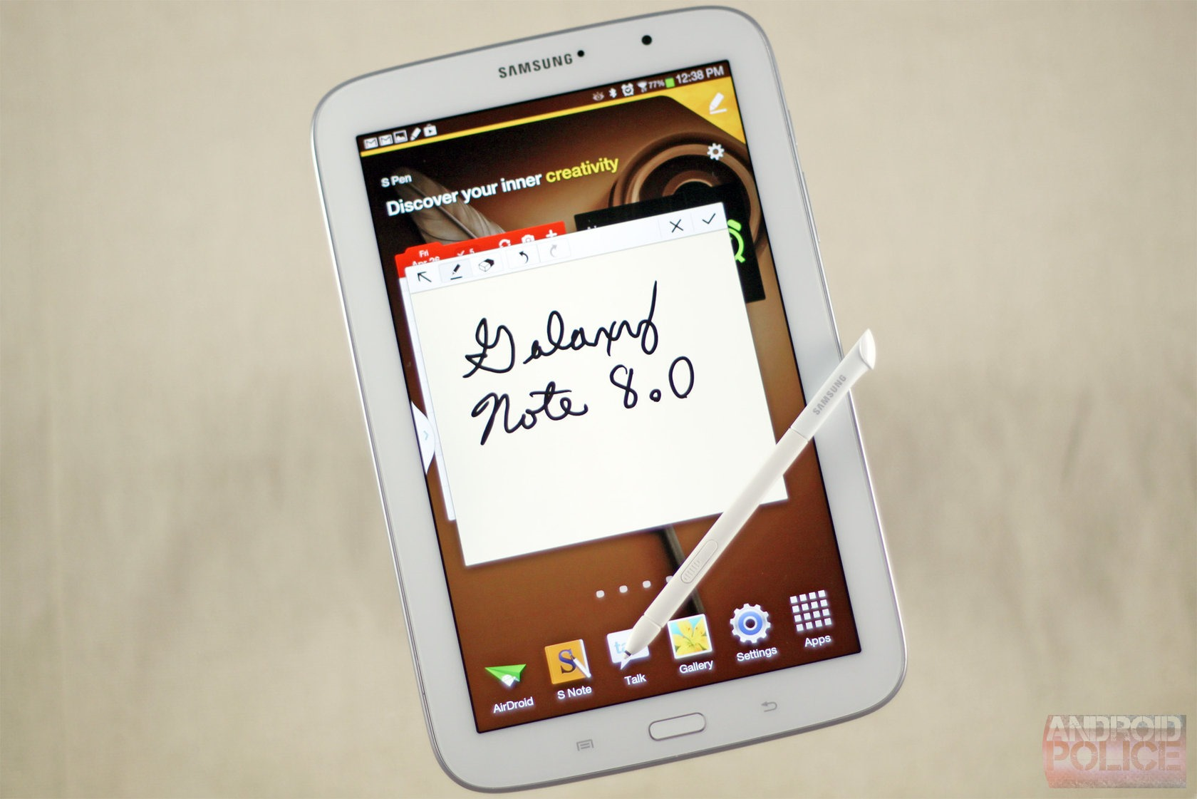 Note Tablet Tablet The Note 8.0