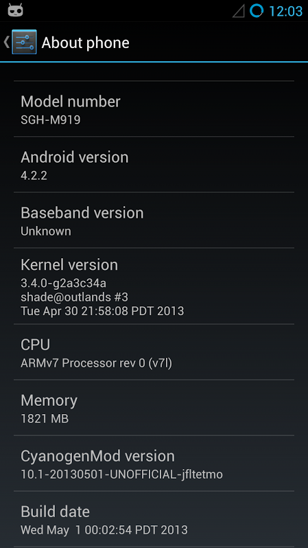 Galaxy S4 Now Officially Supported By CyanogenMod - First Nightly Builds Out For T-Mobile And Canadian Variants