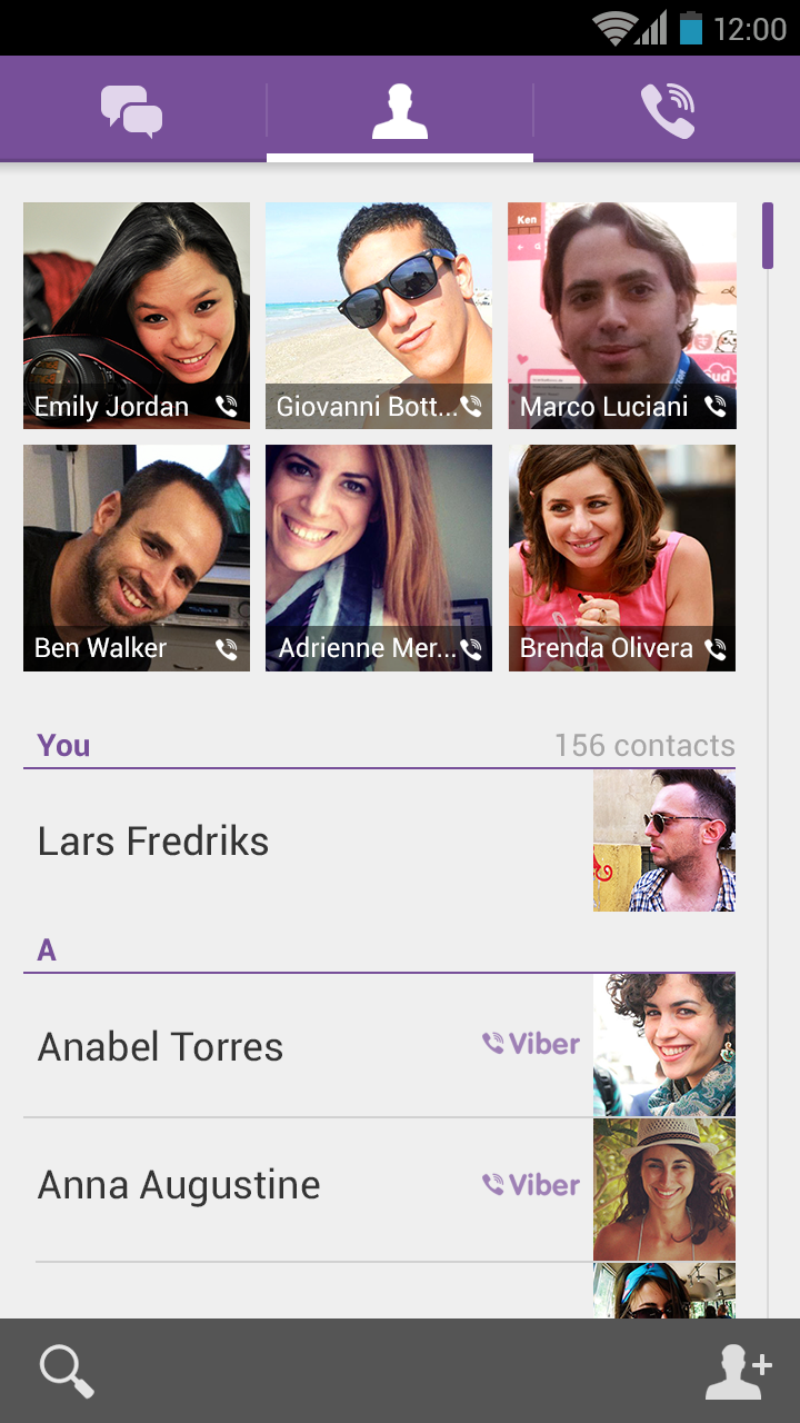 VoIP App 'Viber' Gets A Major Holo-clad Makeover, Releases
