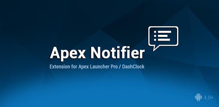 Apex Launcher Launches v2 0, Introduces Badge And DashClock Widget