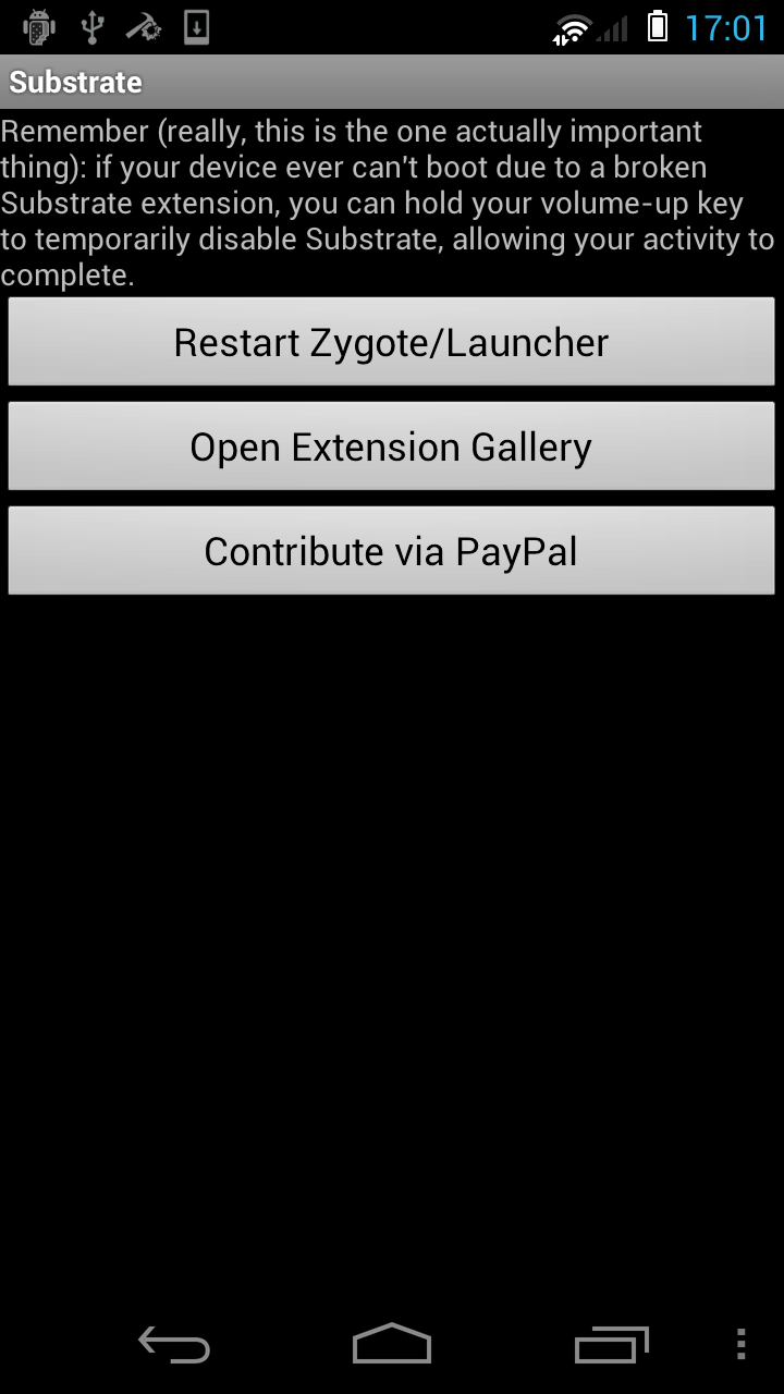 [New App] Saurik's Cydia Substrate Allows Any App To Be Modded, Frees Rooted Users From Flashing ROMs