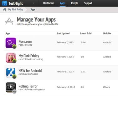 Desktop Listing