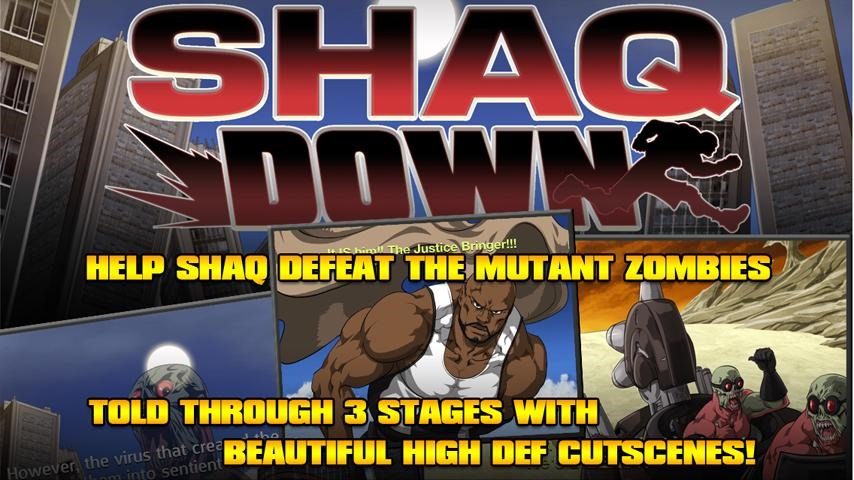 ShaqDown Available For Free For A Limited Time, Though We're Not Sure How It Will Become Paid Again