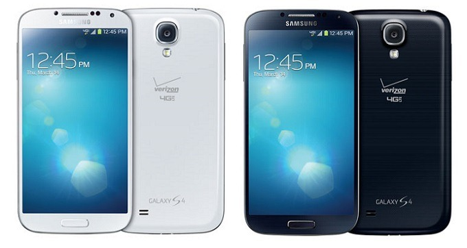 Verizon's Galaxy S4 Will Be The First Device To Operate On The Carrier's AWS LTE Bands