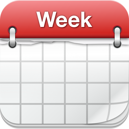 Weekly Calendar Android : May calendar icon