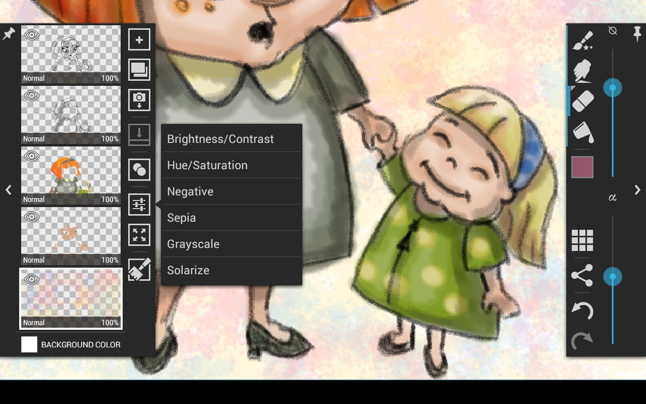 new app  artflow studio for android transforms your tablet into a drawing pad