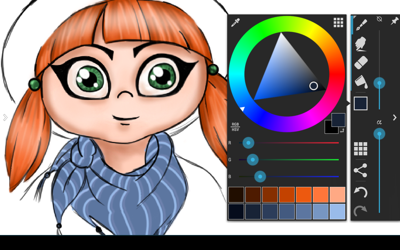 New app artflow studio for android transforms your for App that makes pictures look like paintings