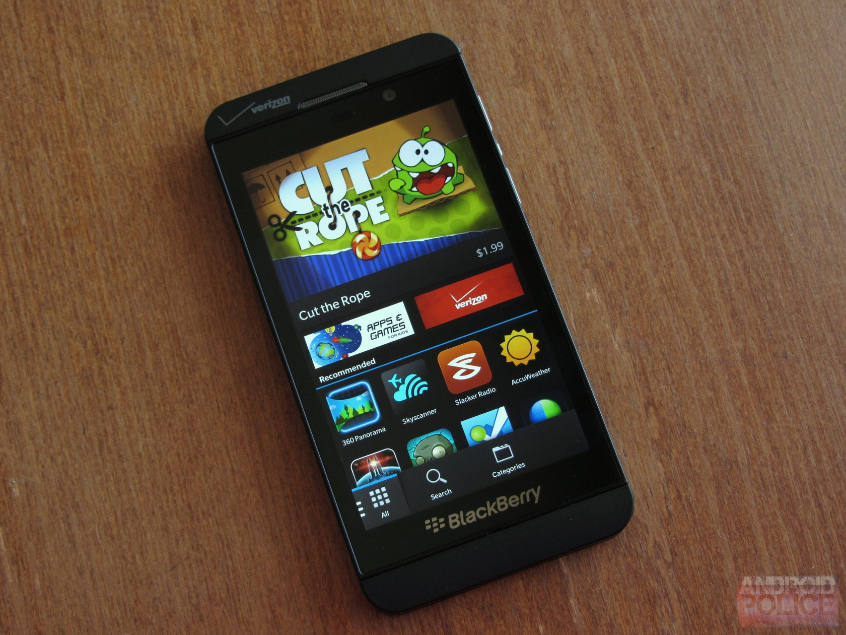 Two Weeks With The BlackBerry Z10, From An Android Perspective