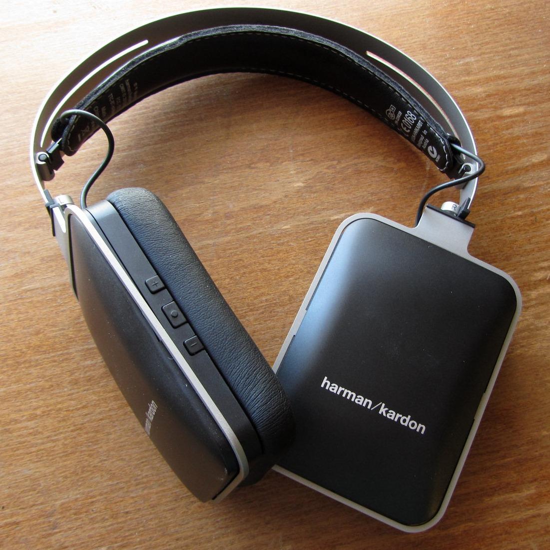 quick review harman kardon bt bluetooth headphones rh androidpolice com Harman Kardon vs Bose Headphones Harman Kardon Onyx Studio