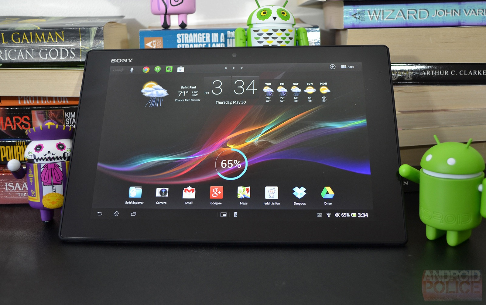Sony Xperia Tablet Z Review: A Surprisingly Good Tablet