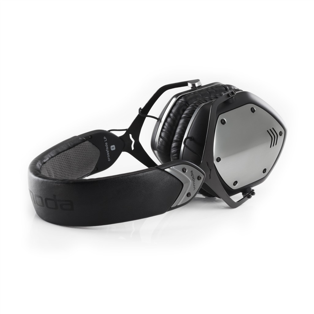 Deal Of The Day: V-Moda Crossfade LP Over-Ear Noise-Isolating Metal Headphones Are Amazon's Gold Box Today – $74.99 from $199 (63% Off)