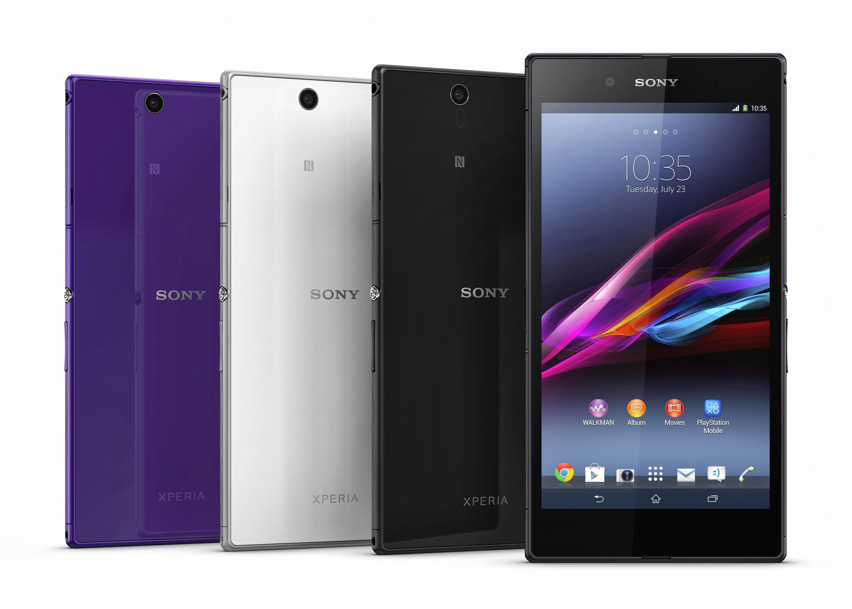 Sony presenta los Smartphones Xperia Z ultra y Xperia M