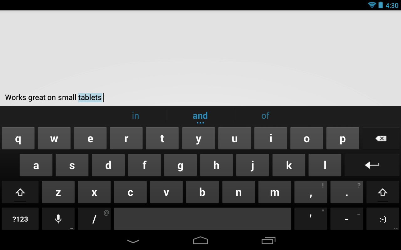 Phone Android Phone Keypad new app google adds stock android keyboard to play for all 1 2 this version of the keyboard