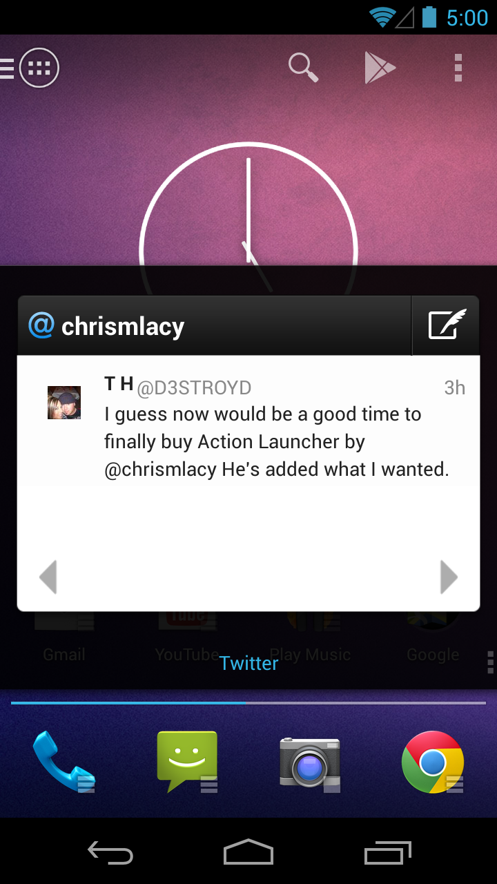 Action Launcher Gets Huge Update To Version 1 8 With Larger
