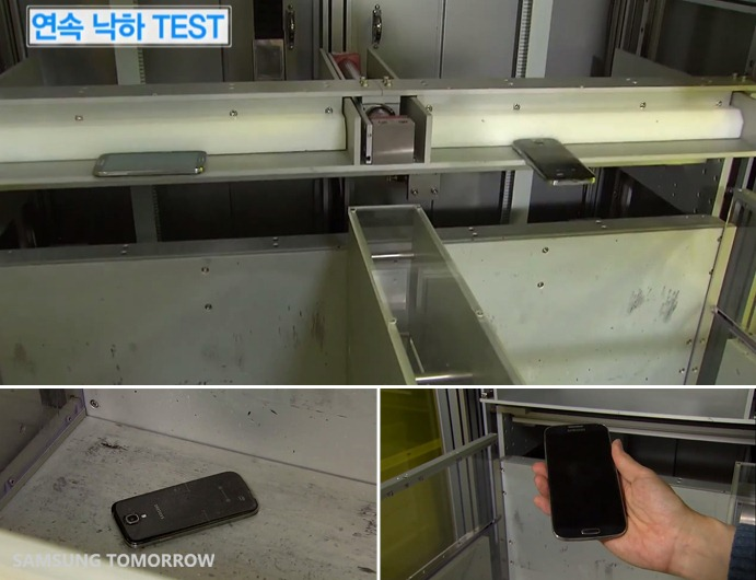 Samsung Gives Us A Peek At The Galaxy S4 Reliability Testing Process