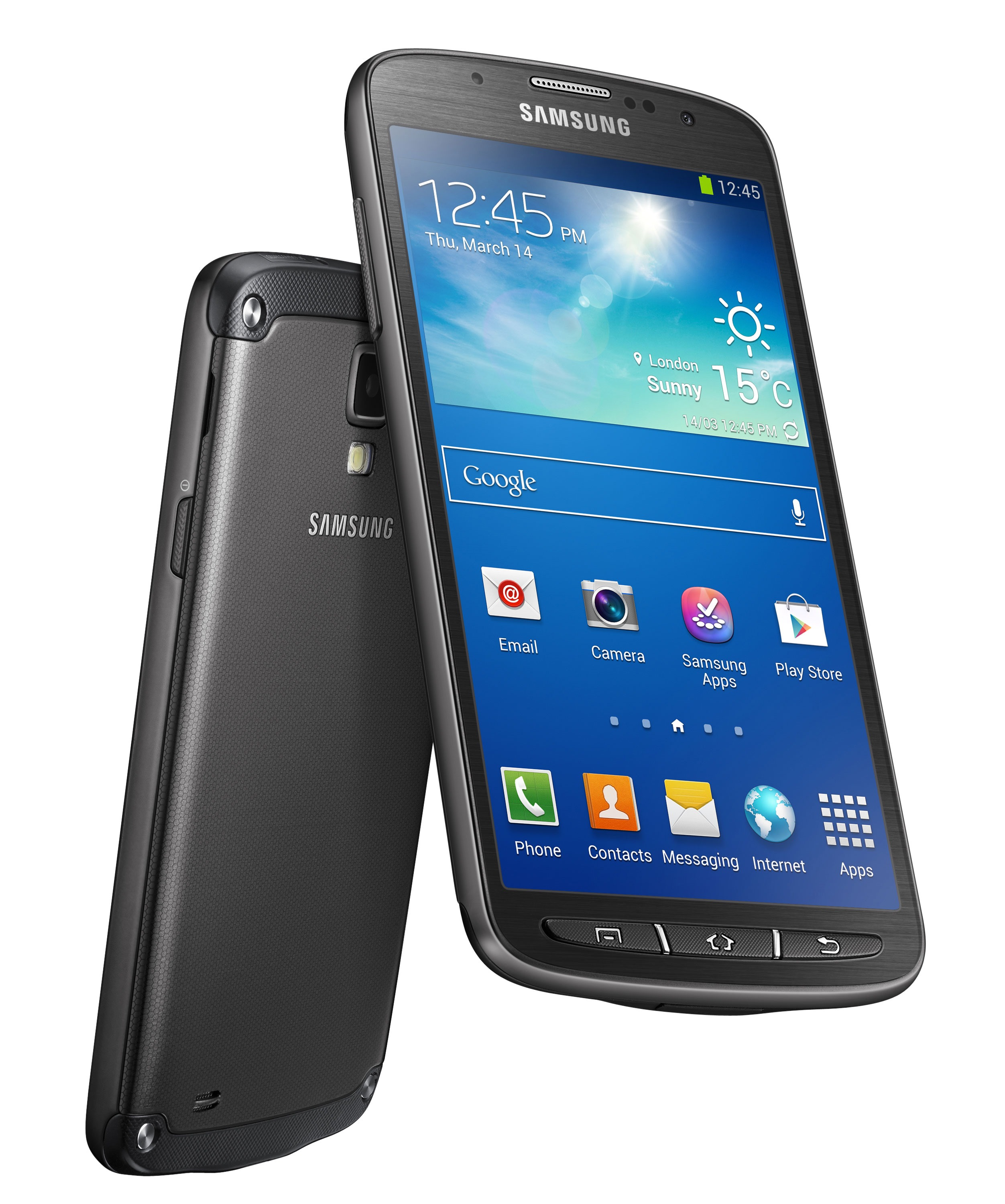 Samsung Galaxy S4 Active Gets Official: Same Great Specs ...