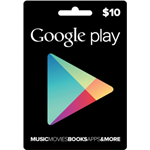 Google Play gift Card.usd.10-500x500