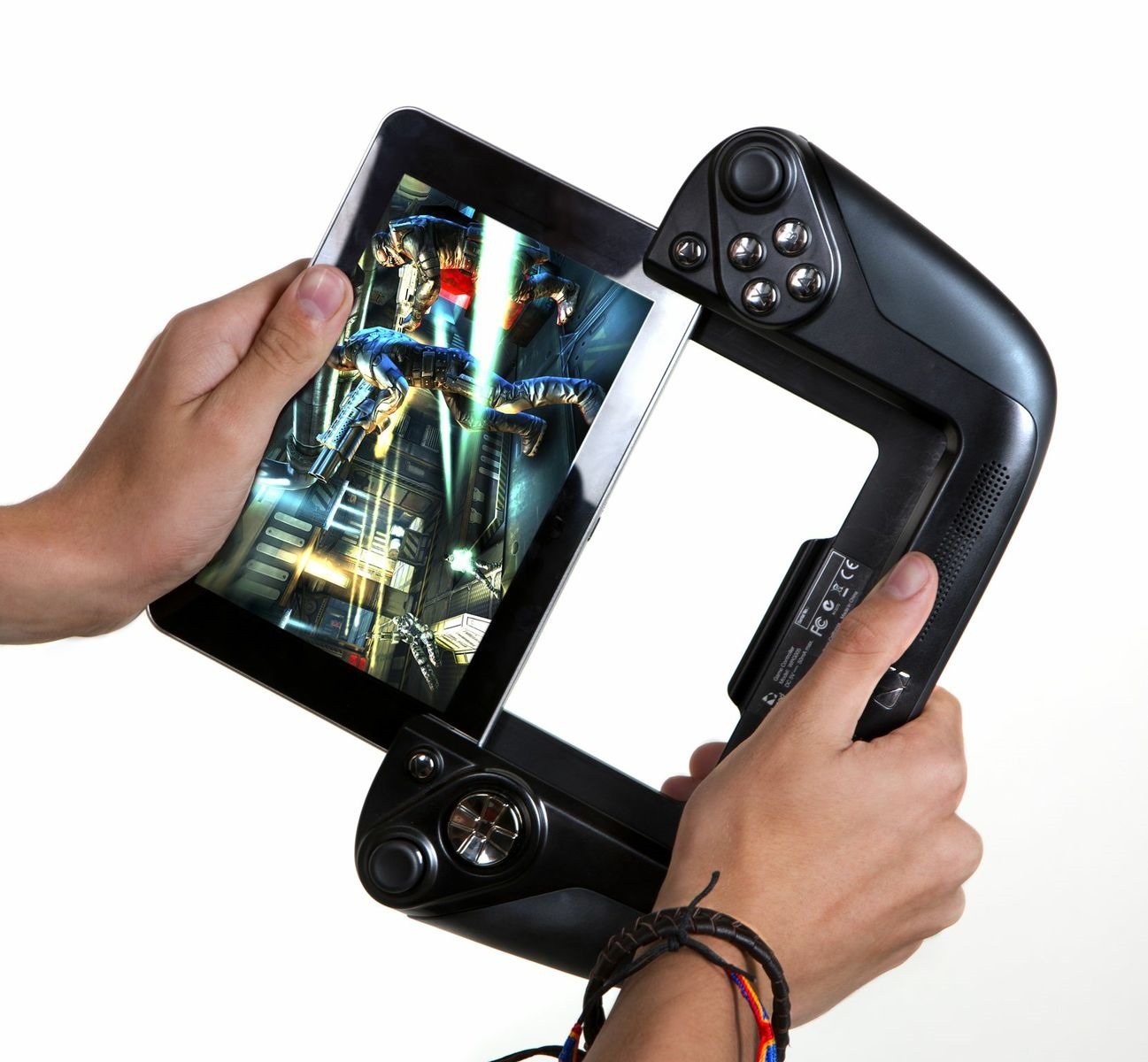 "Wikipad 7"" Gaming Tablet And Control Sleeve Available June ..."