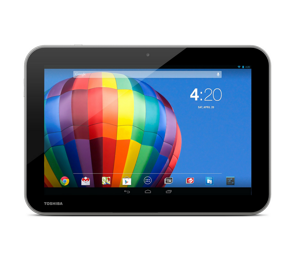 """Toshiba Announces New 10"""" Tablets: Excite Pure, Excite Pro ..."""