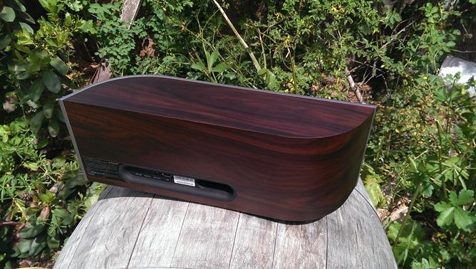 speaker rear