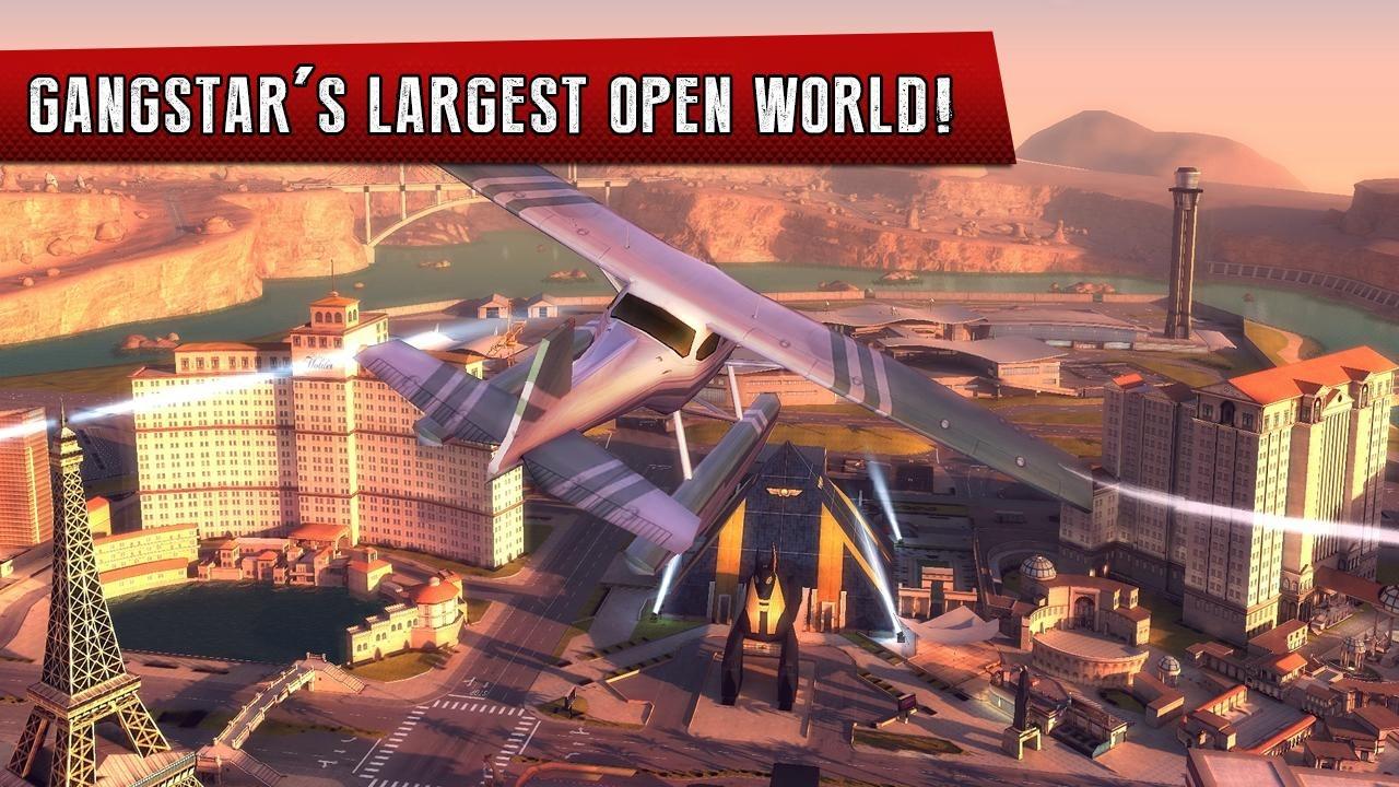 New Game] Gameloft Releases Gangstar Vegas, Their Most GTA